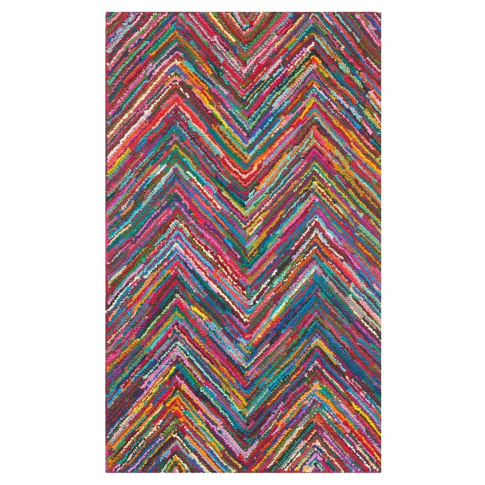 morgan accent rug pink multi 2 x3 safavieh