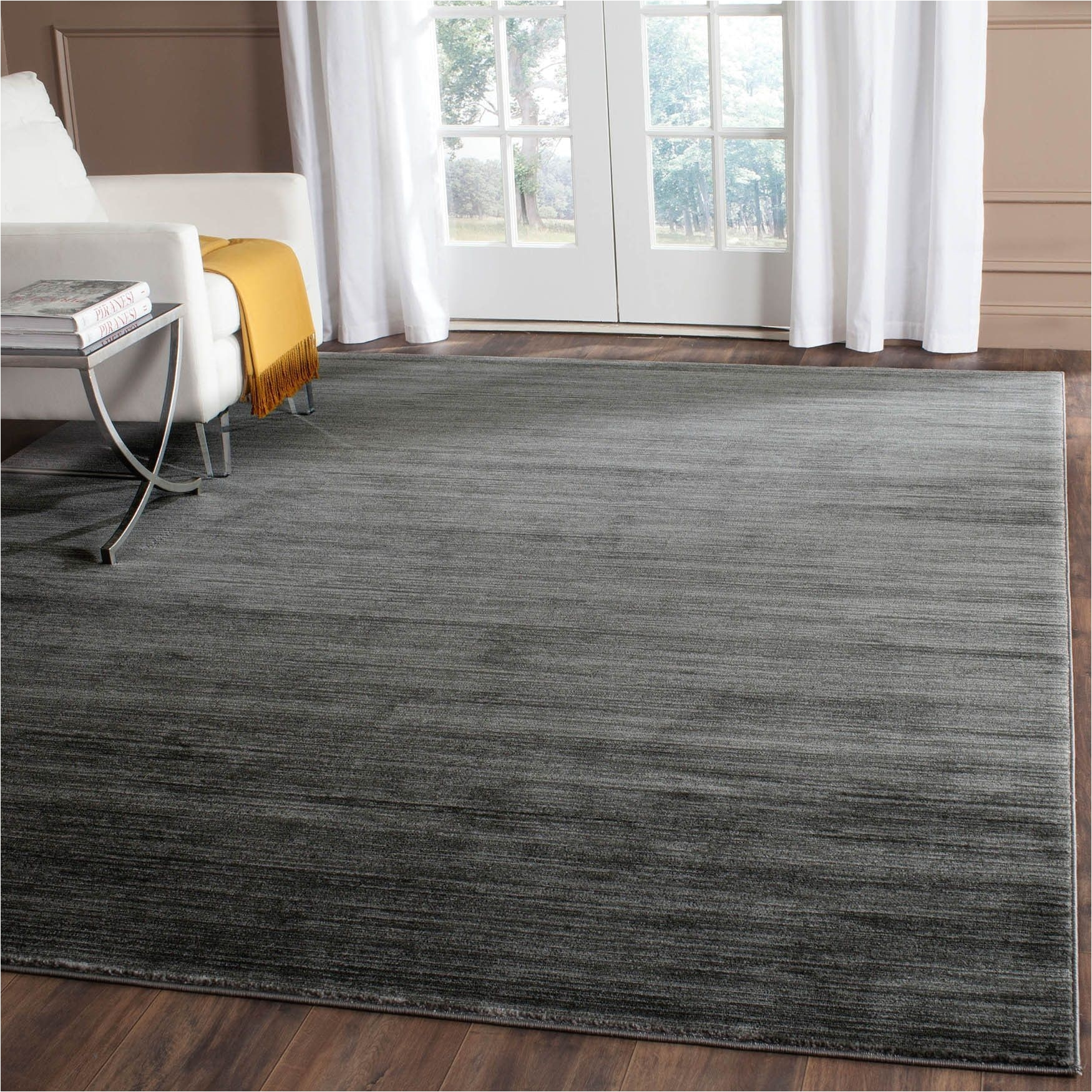 grey brown area rug best of safavieh vision contemporary tonal grey area rug 5 1 x