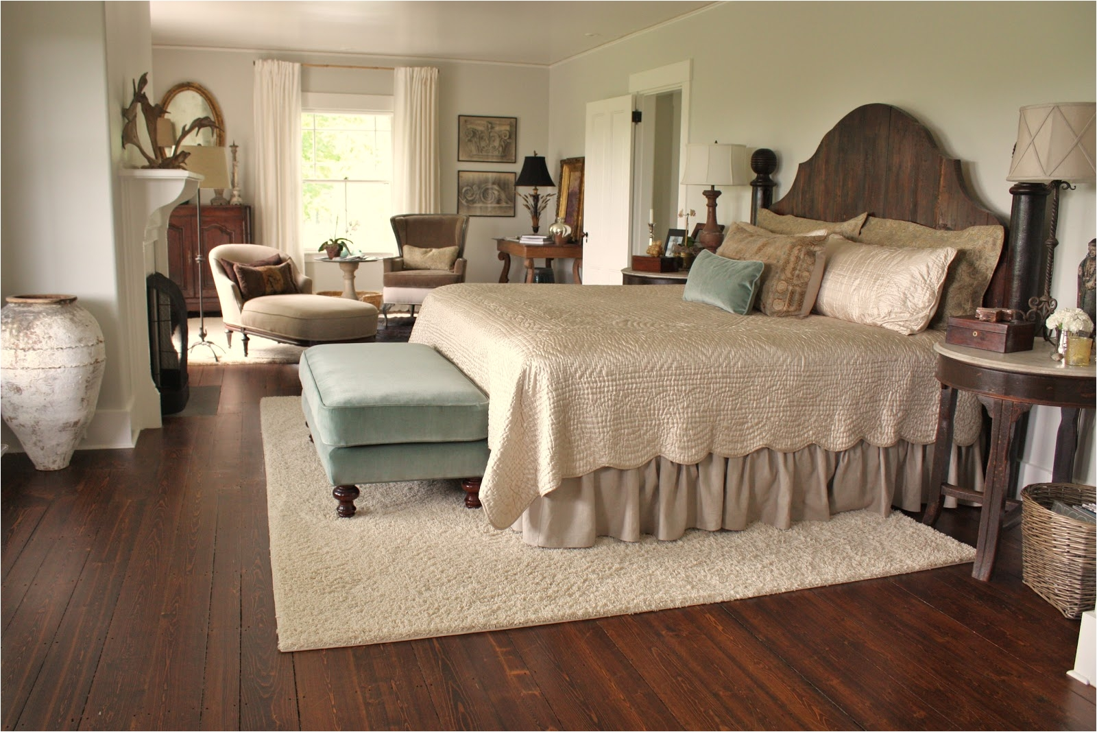 large area rug under bed designs