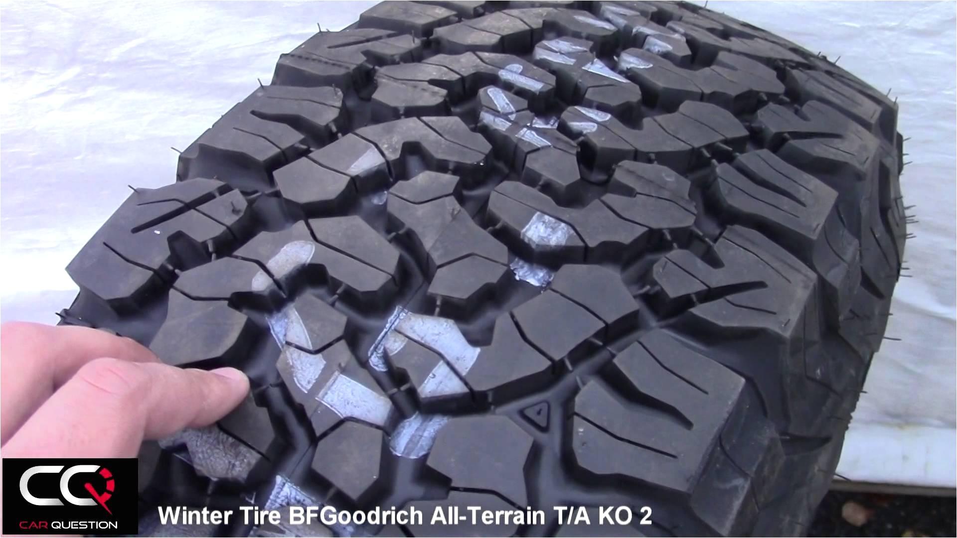 Pneu Bf Goodrich Rugged Trail Ta Winter Tire Review Bfgoodrich All Terrain T A Ko2 Simply The