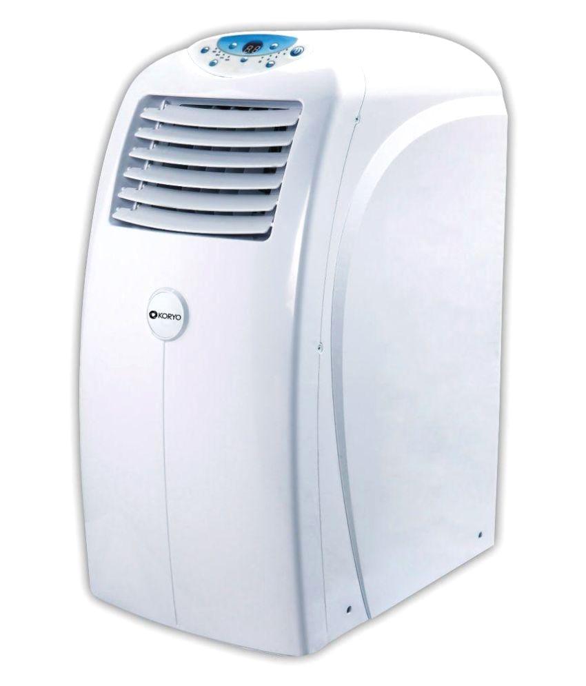 koryo 1 5 ton inverter kpa18af portable air conditioner white