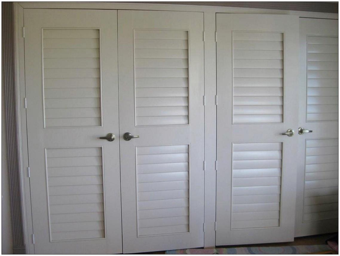 Prehung Interior Closet Doors Louvered Door & Louvered Closet Doors Interior - Closet Ideas