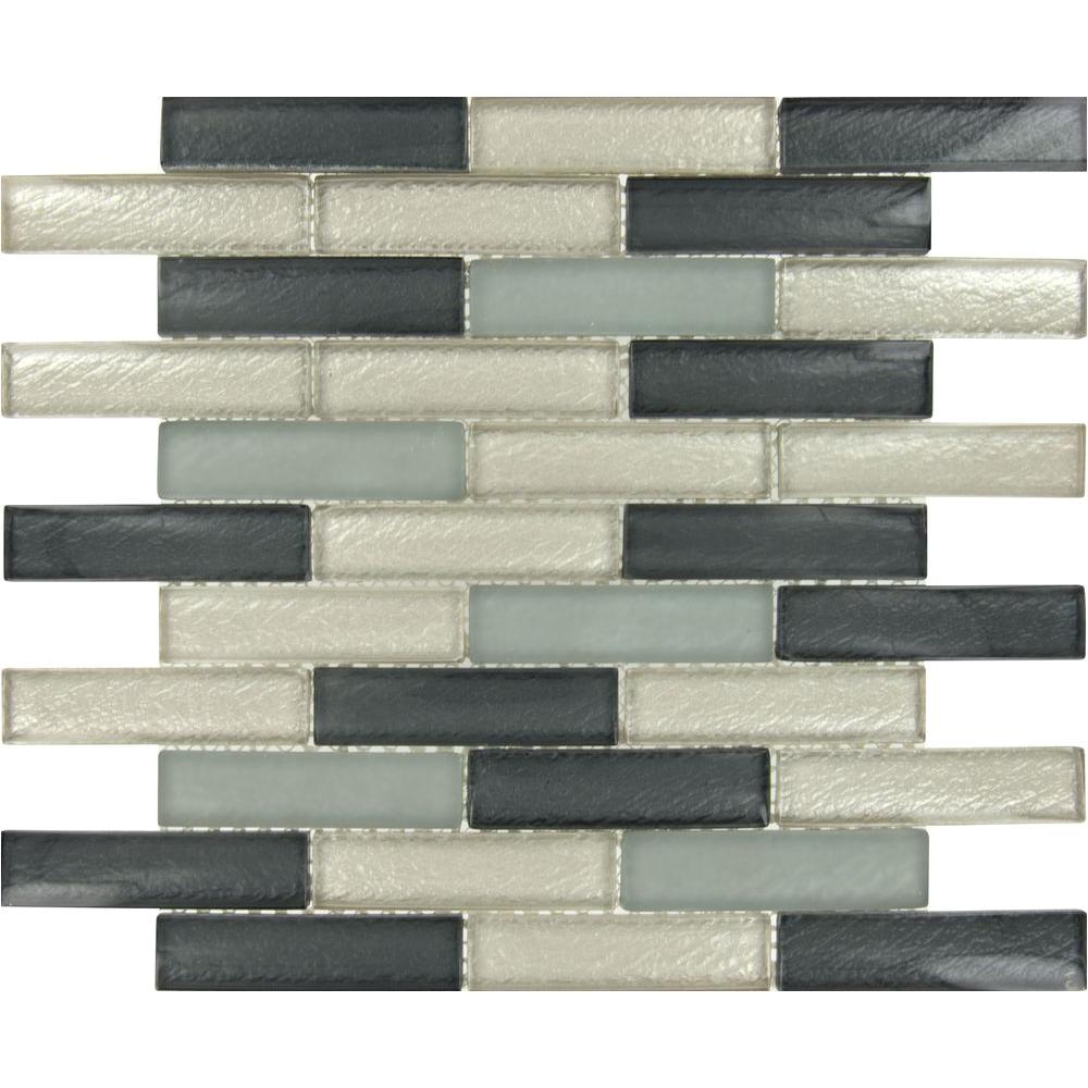 msi cielo brick 12 in x 12 in x 8 mm glass mesh
