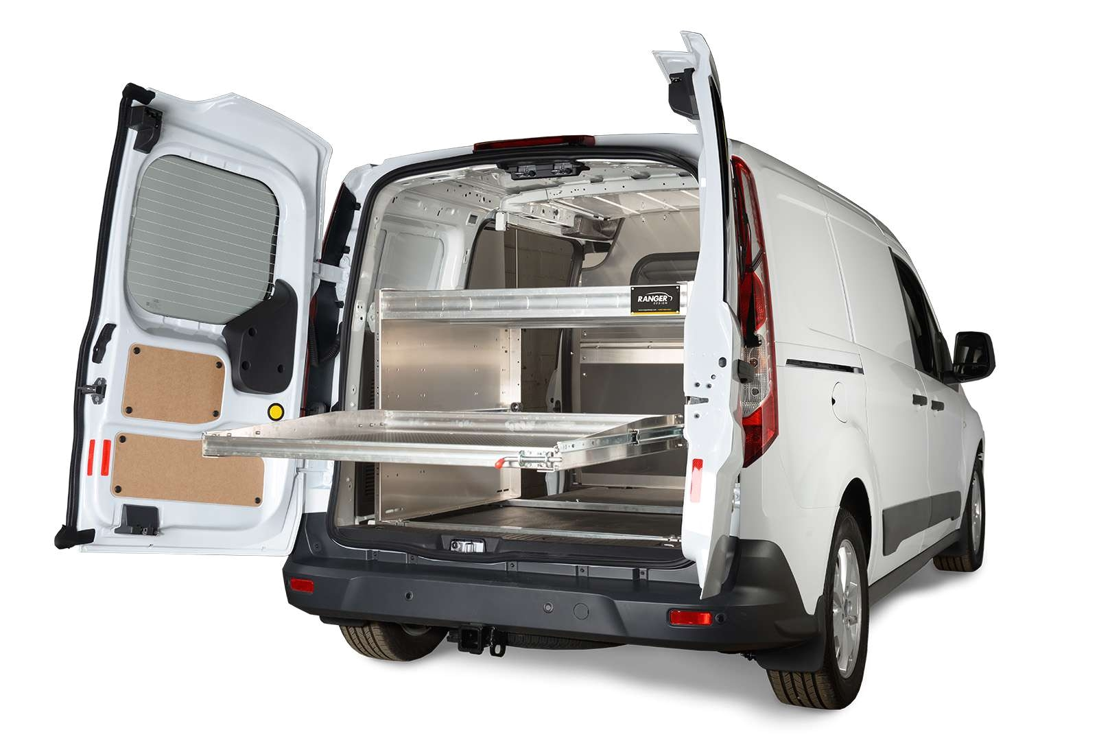Pull Out Racking for Vans Van Drawers and Cabinets Ranger Design