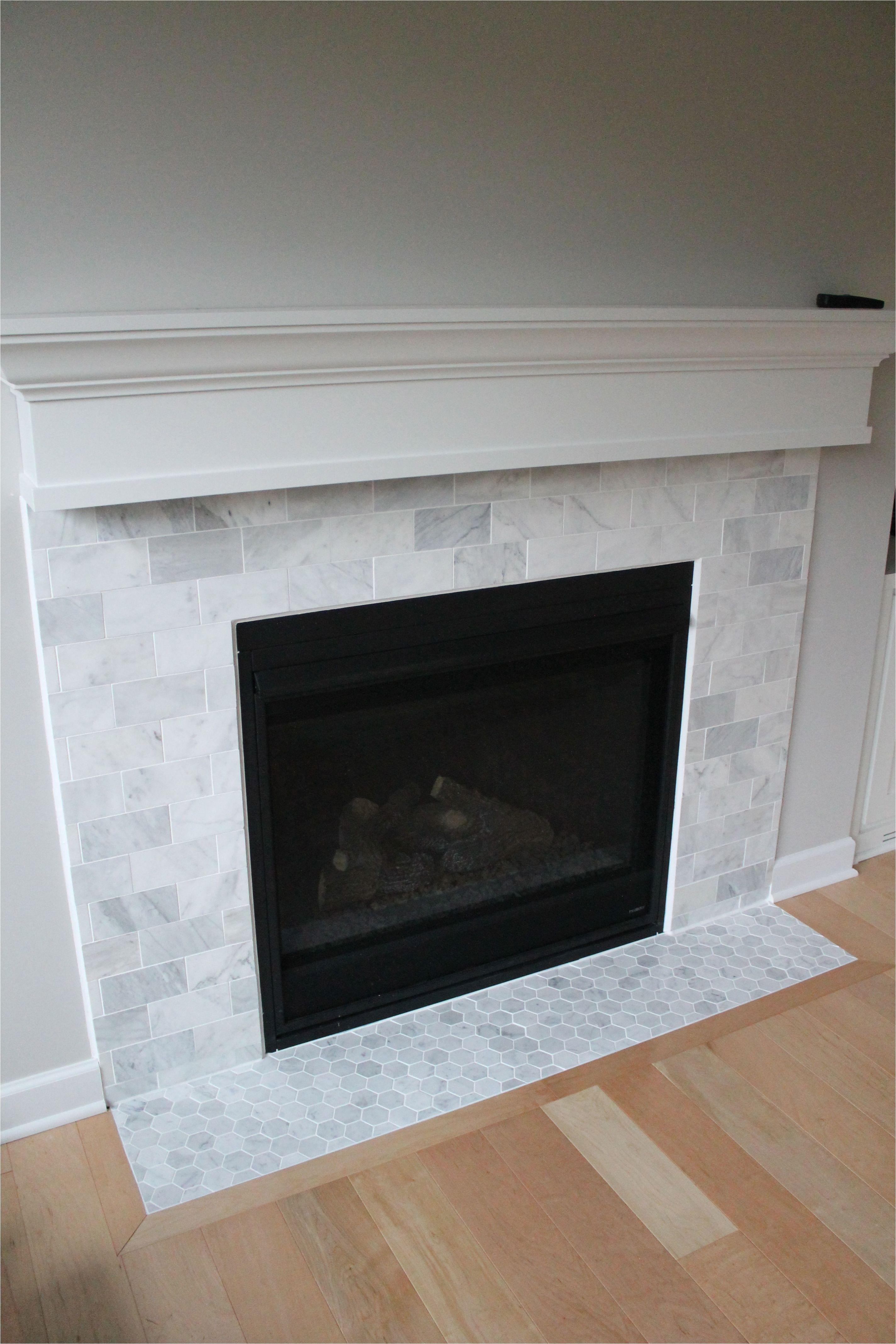 Quartz Tile Fireplace Surround Carrara Marble Fireplace Pinterest Fireplace Surrounds Marble