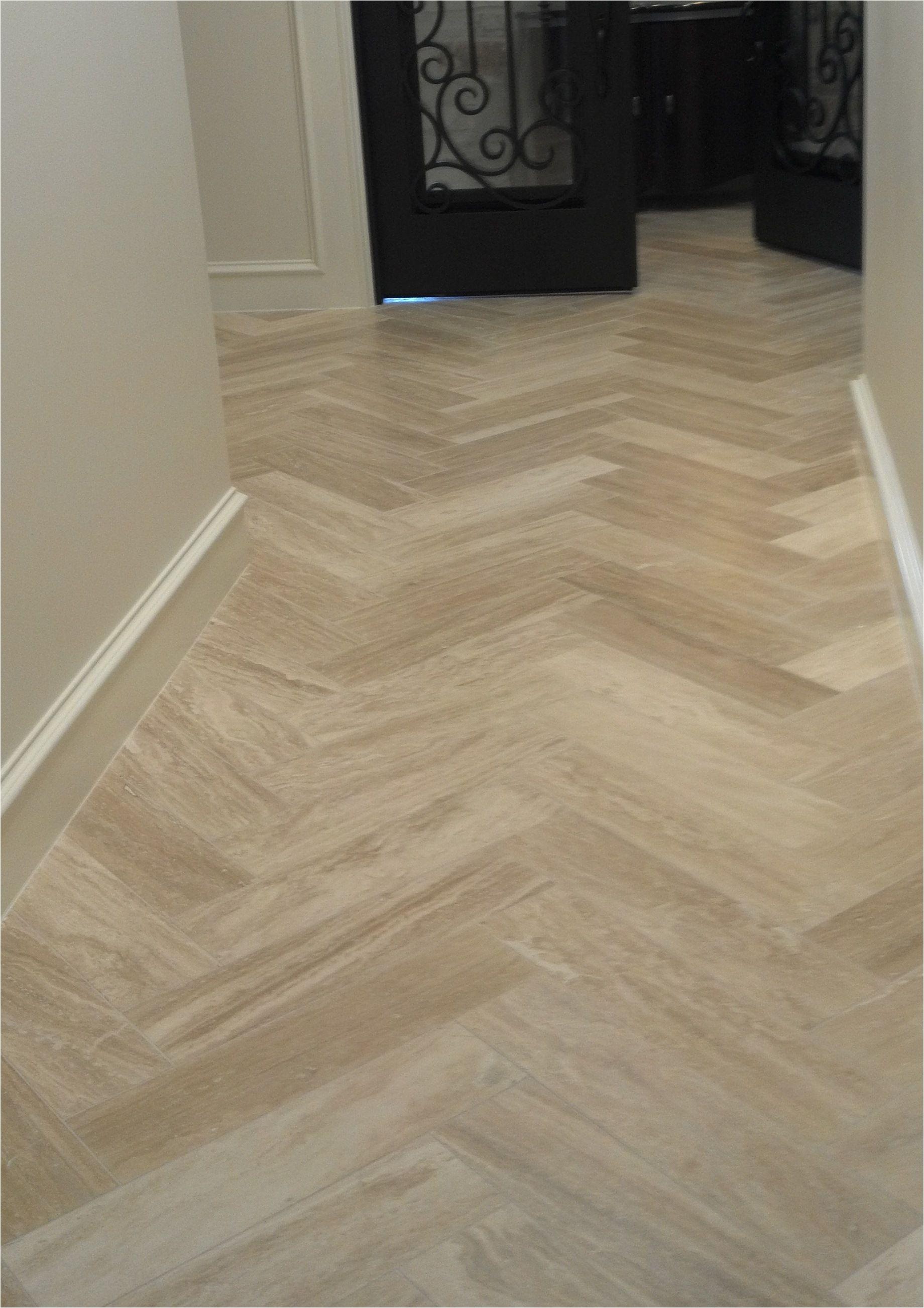 travertine tile planks emser tile too much color variation but nice idea