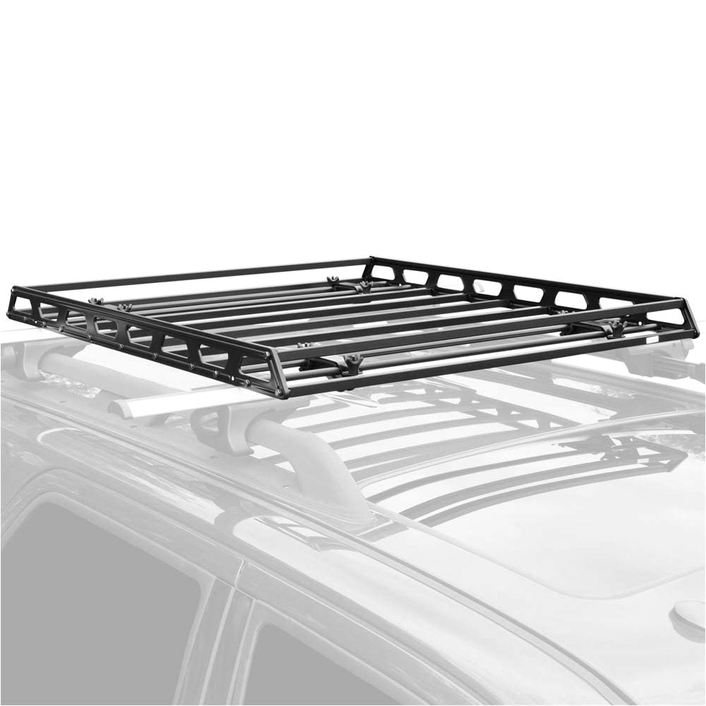 Rage Stingray Roof Rack Amazon Com Rage Powersports Rb 7206 Slim Low Profile Car Roof Rack