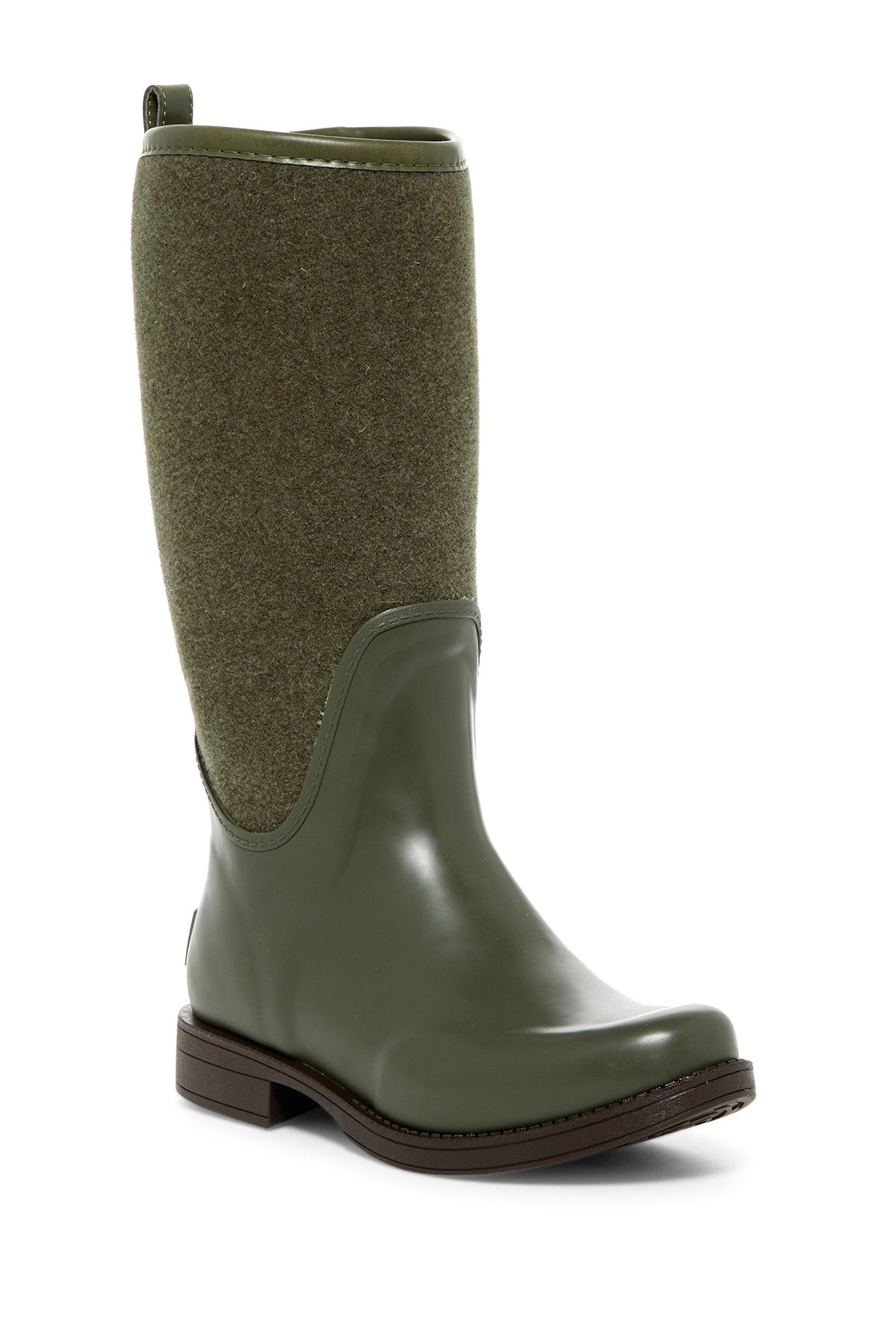 ugg reignfall waterproof uggpure tm lined rain boot nordstrom rack