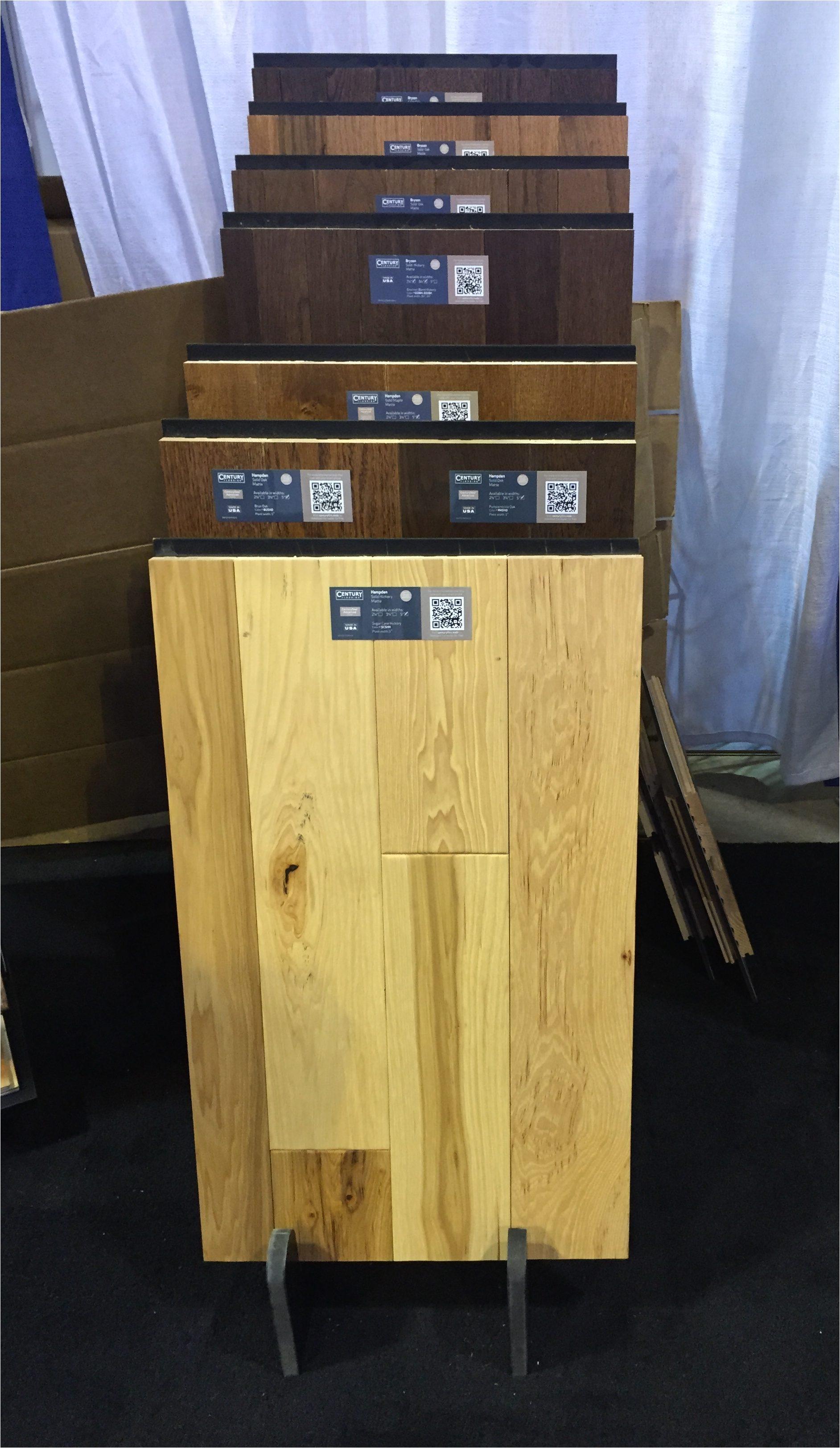 Raskin Loft Flooring Displays