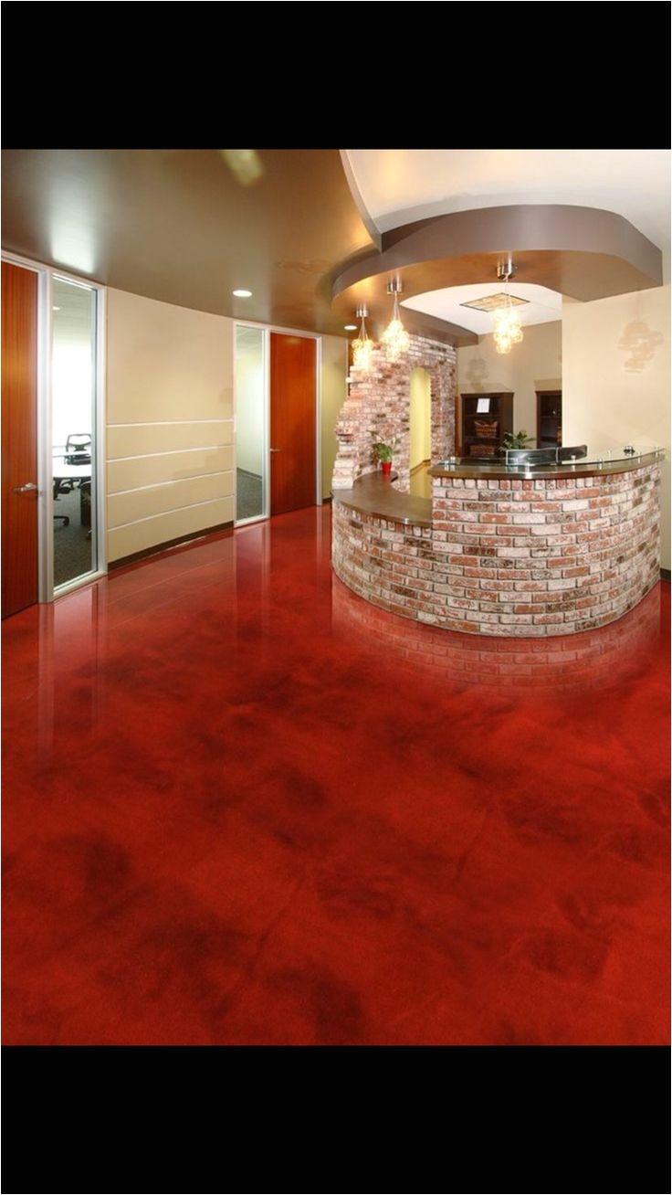 Red Metallic Epoxy Floor Best 15 Epoxy Floors Images On Pinterest Flooring Floors and Epoxy