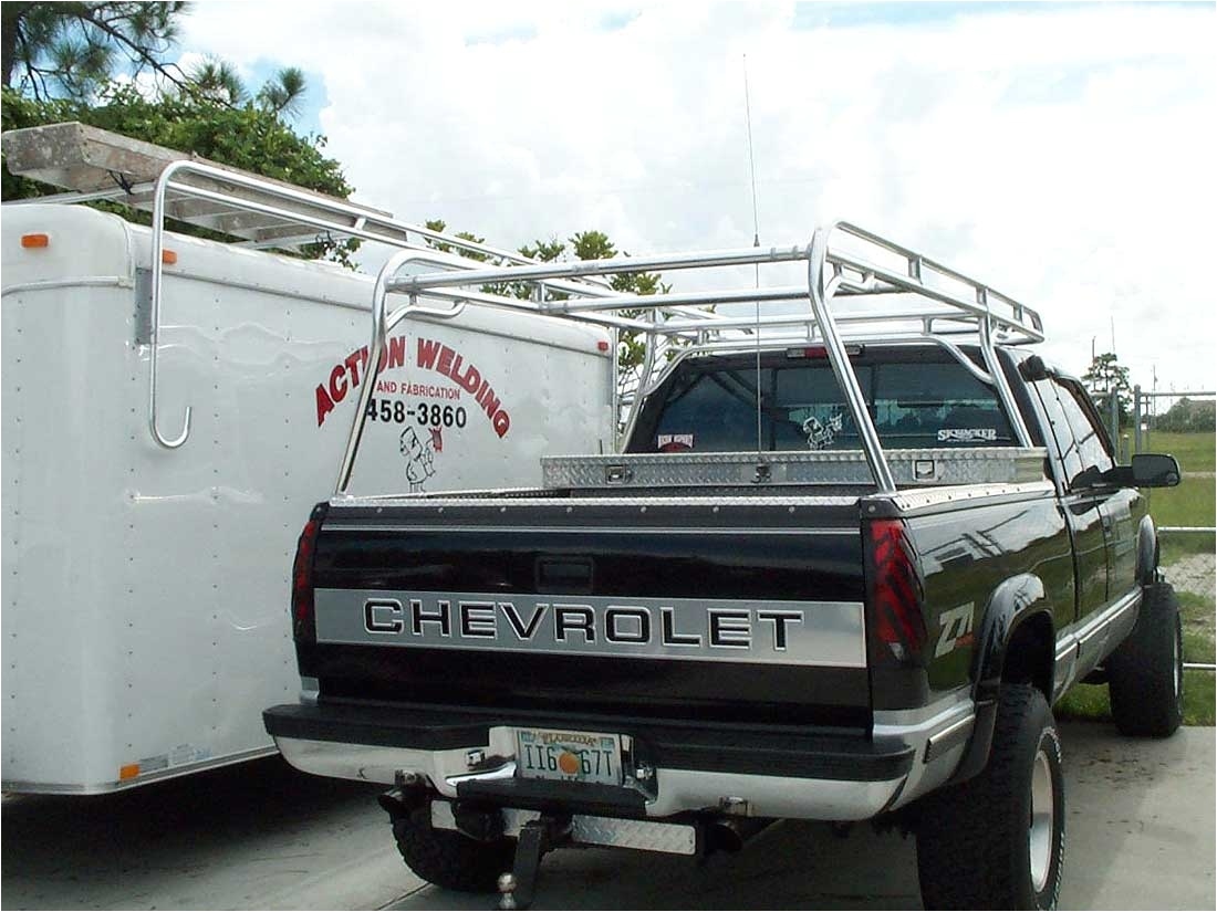 truck and van racks 6