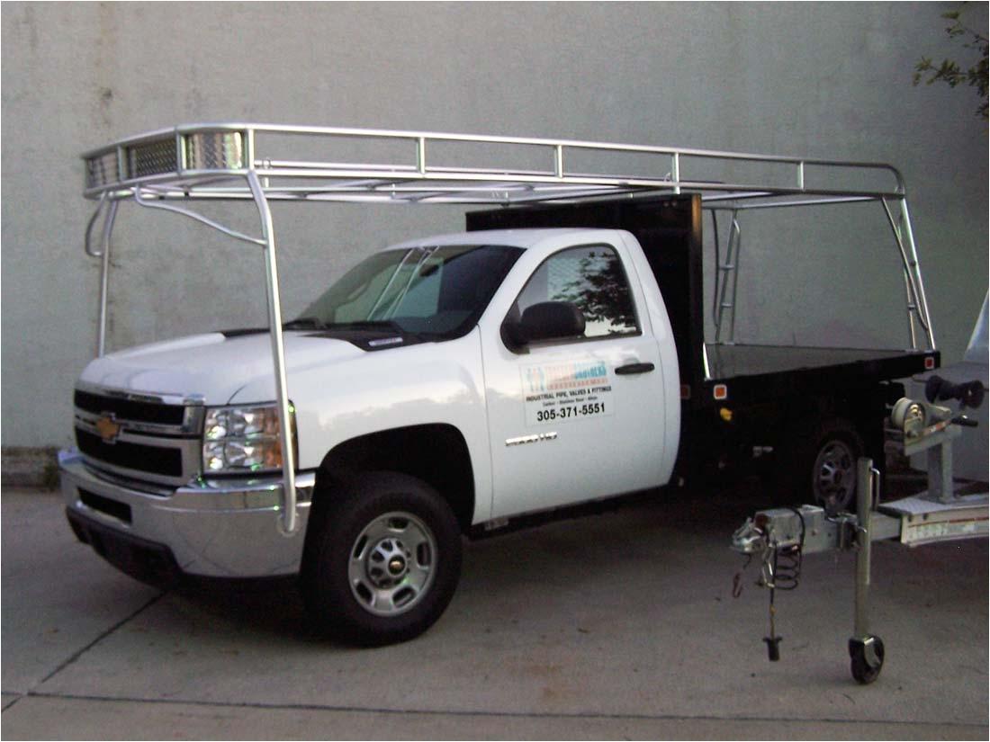 truck and van racks 12