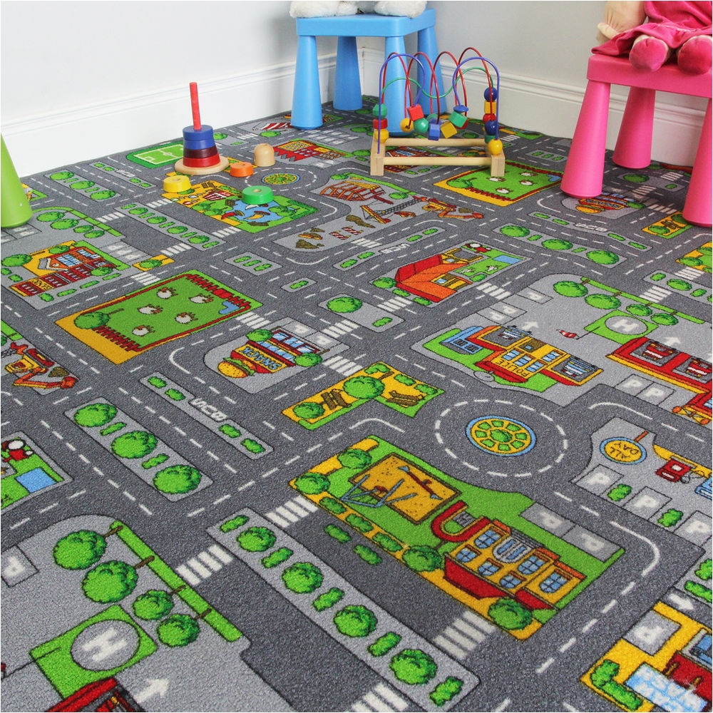 Rug For Toy Cars Furniture Shop