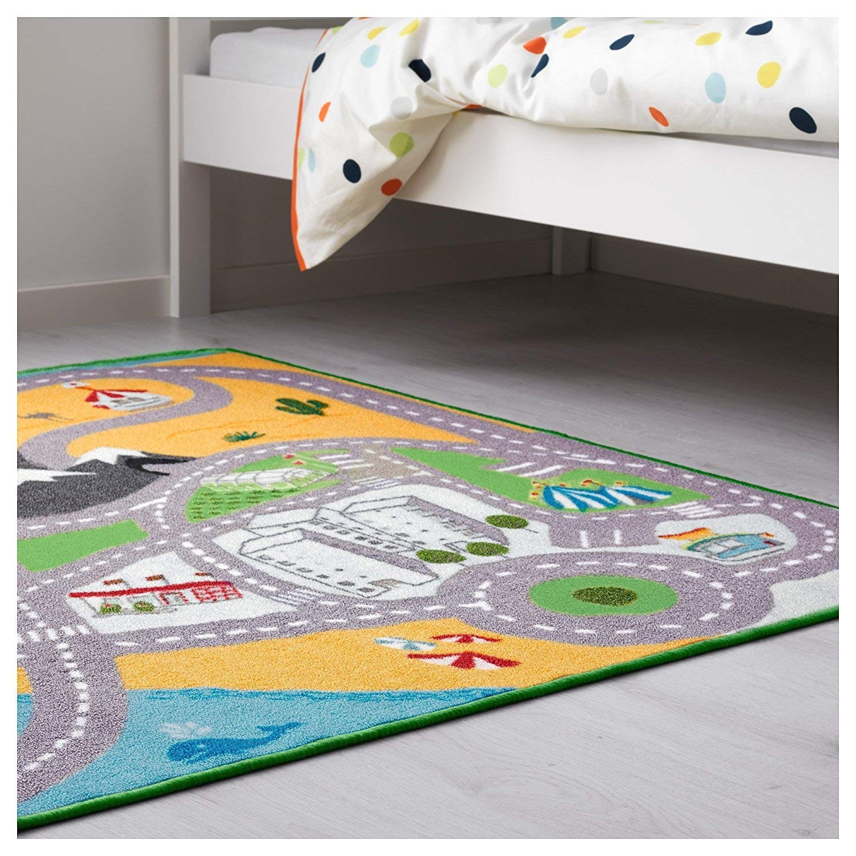 construction play mat rug beautiful amazon ikea lekplats play mat children s rug design 1 1