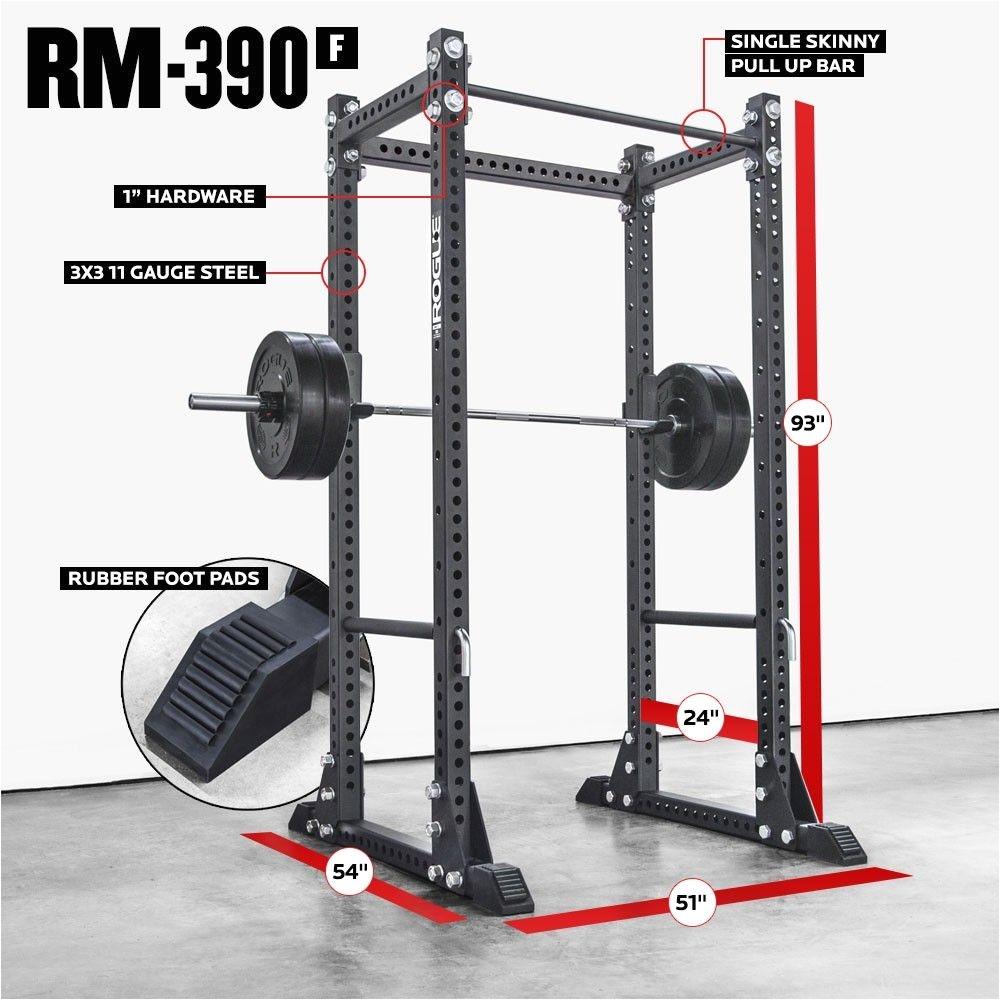 rm 390f flat foot monster rack strength training pinterest flat feet power rack and gym