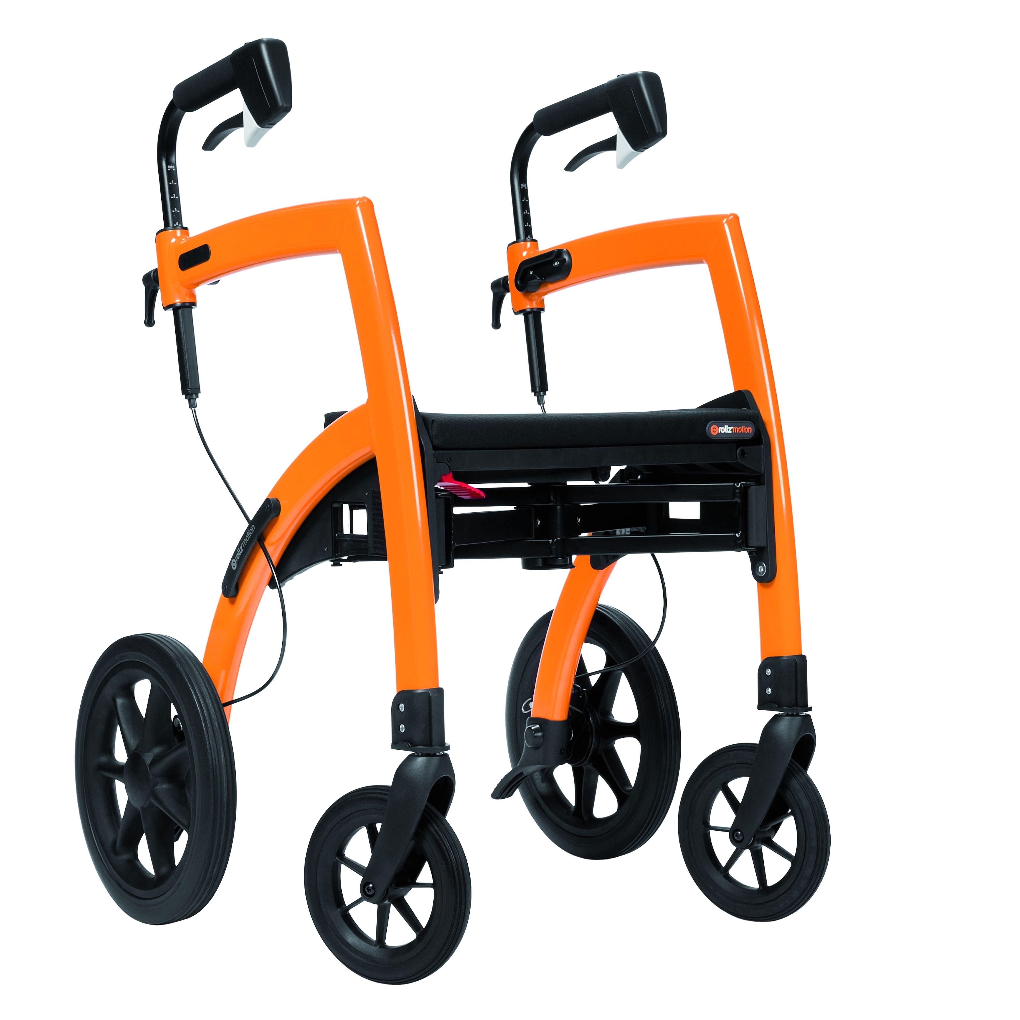deambulateur et chaise roulante rollz motion disponible sur senup com a wheelchairstransport