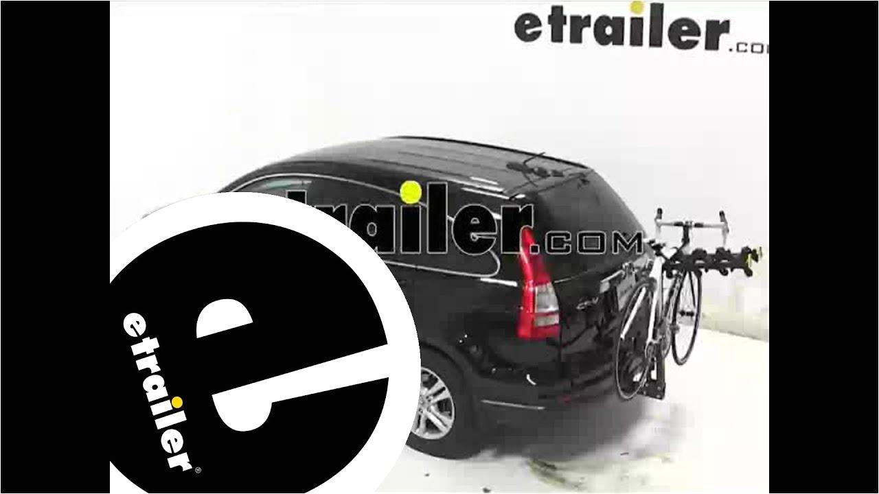 softride element parallelogram hitch bike racks review 2010 honda cr v etrailer com