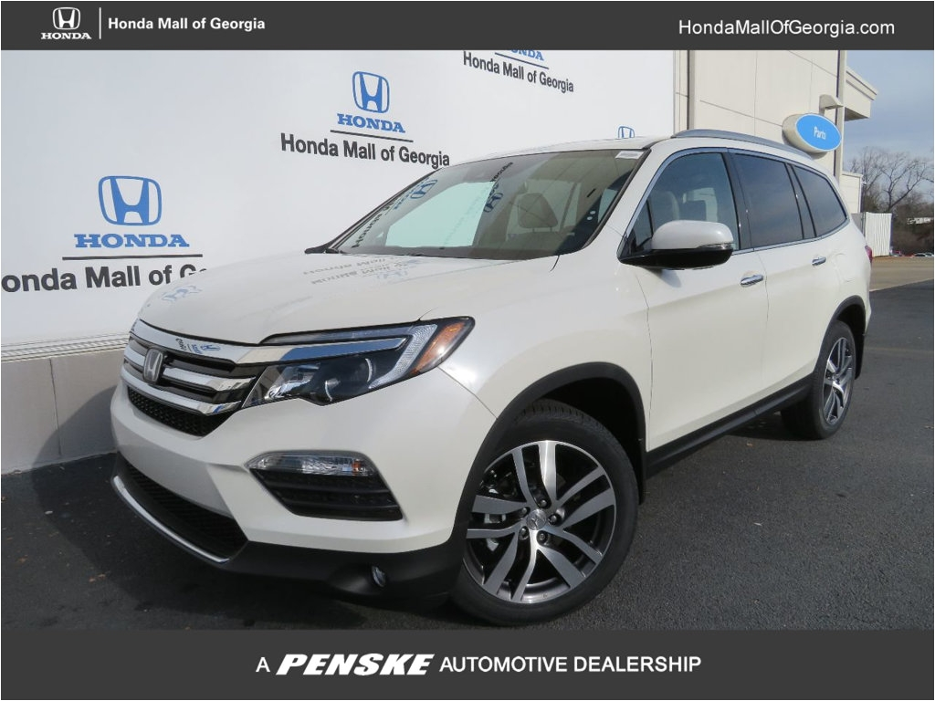 Roof Rack for Honda Pilot 2016 2018 Used Honda Pilot touring Awd at Honda Mall Of Georgia Serving