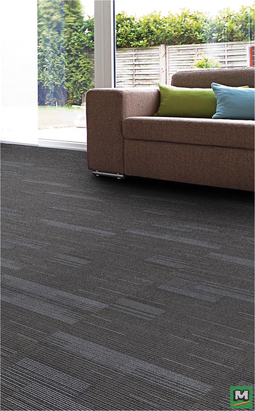 transform the look of an entire room with u tilea loft modular carpet tile