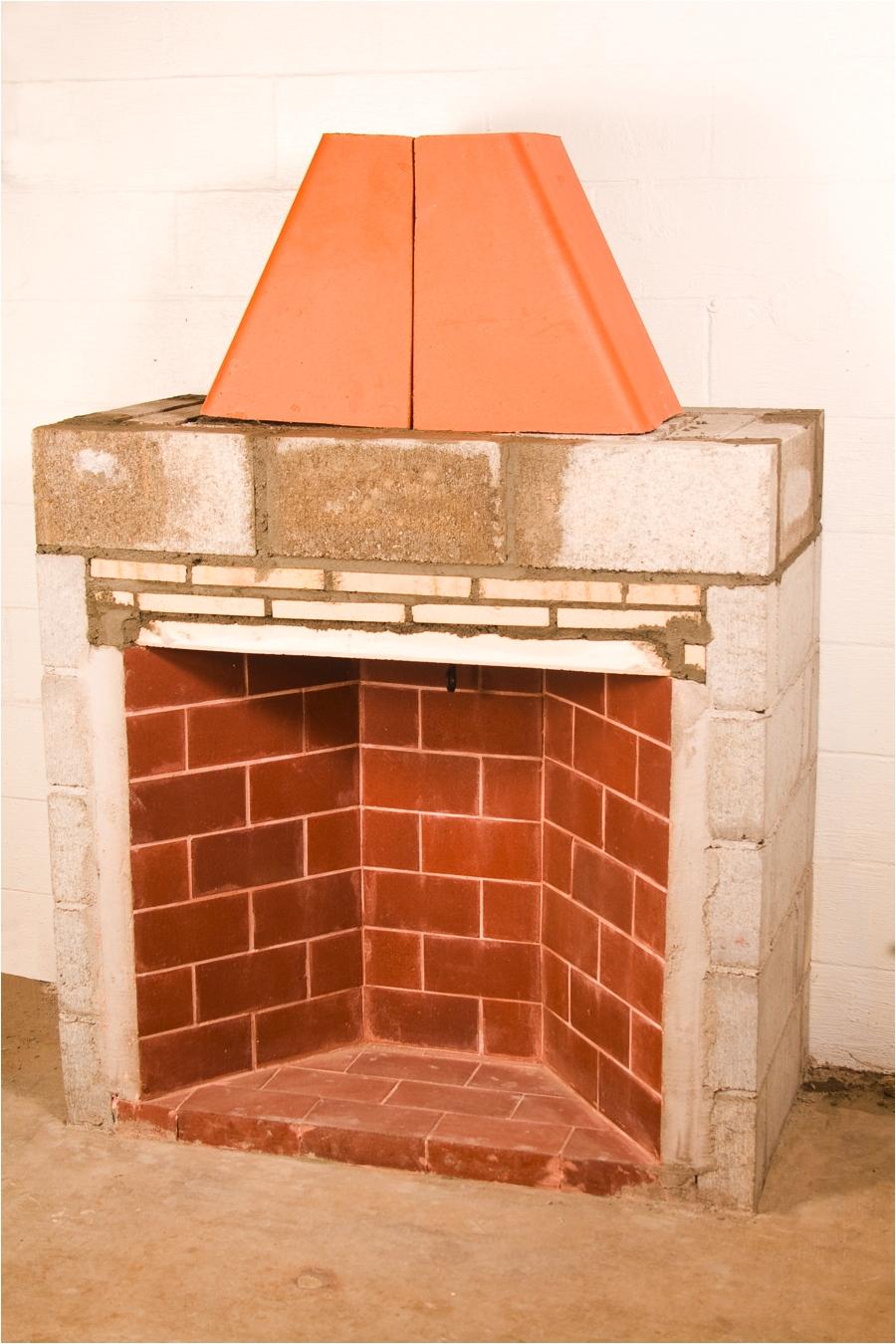 rumford fireplace smoke chamber