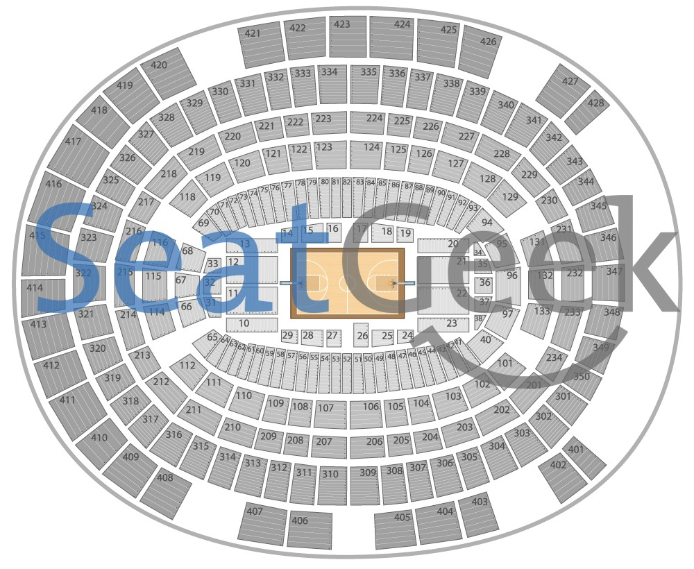 Seating at madison square garden madison square garden seating chart