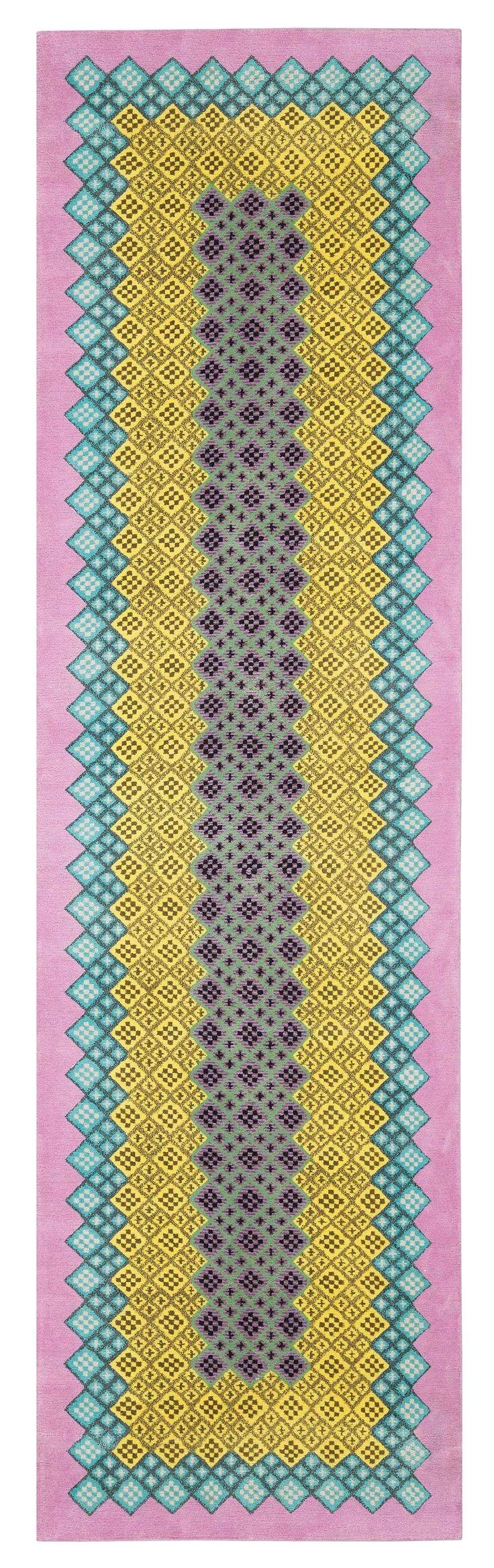 harrington by jonathan saunders the rug company