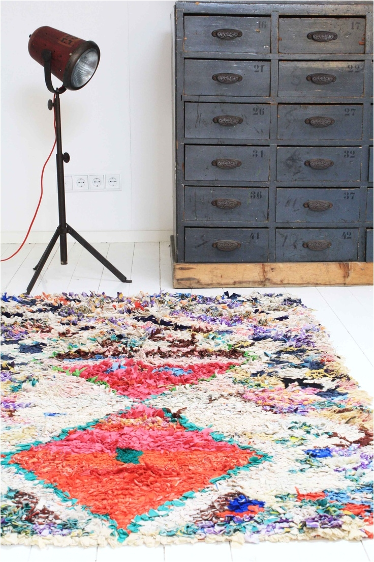 vintage rag rugs via hkliving specials