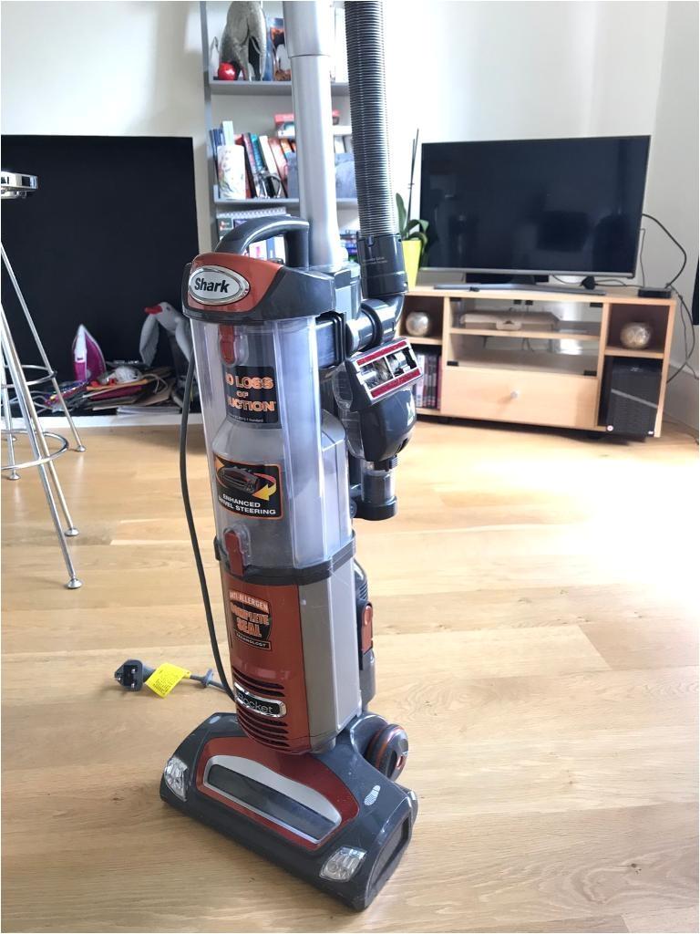 Shark Hardwood Floor Cleaner Machine Shark Rocket Upright Bagless Vacuum Cleaner In Clapham London