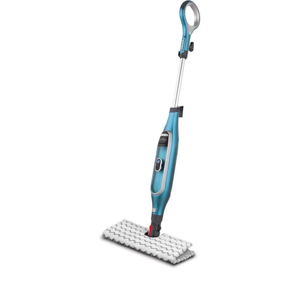 shark genius steam pocket mop system steam cleaner
