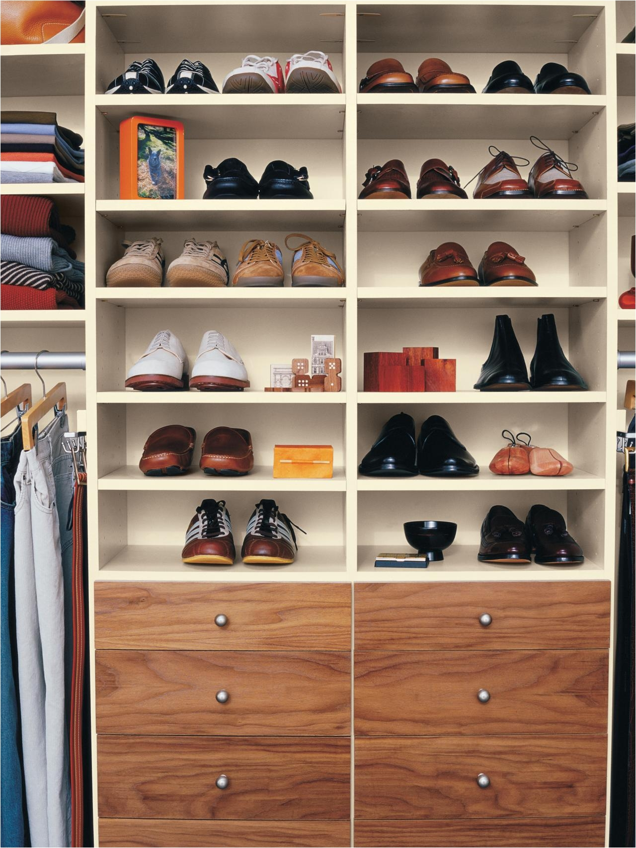 full size of shoe rack racks for closets hgtv sensational mens sneakers photo 58 sensational shoe