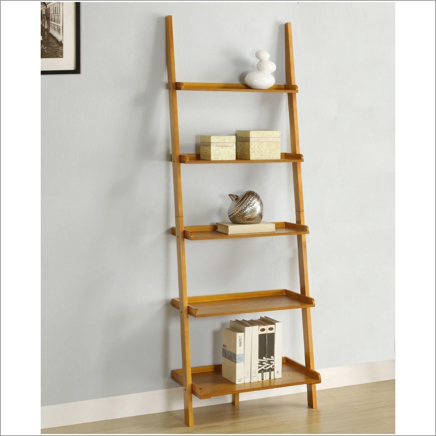 ladder bookshelf at target full size
