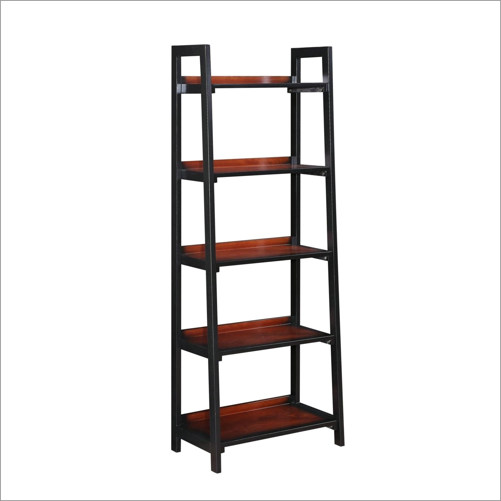 bookcases storages shelves 3 tier ladder bookshelf easy ladder bookshelf target to