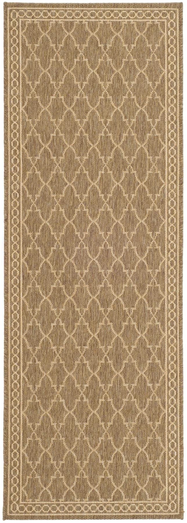 two toned beige patio carpet safavieh com