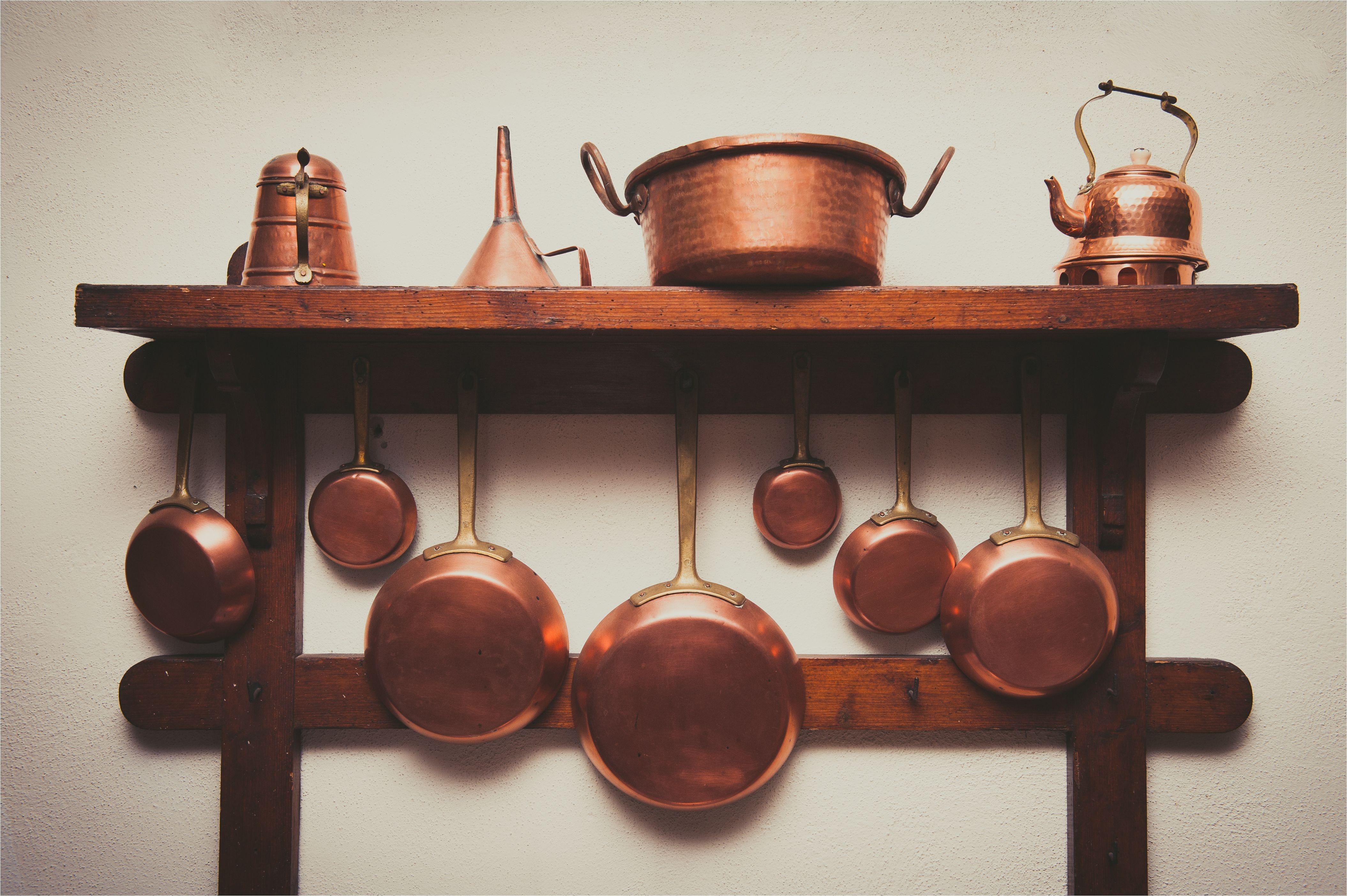 Small Decorative Copper Pots 3 Ways to Remove Lacquer From Copper Cookware and Decor