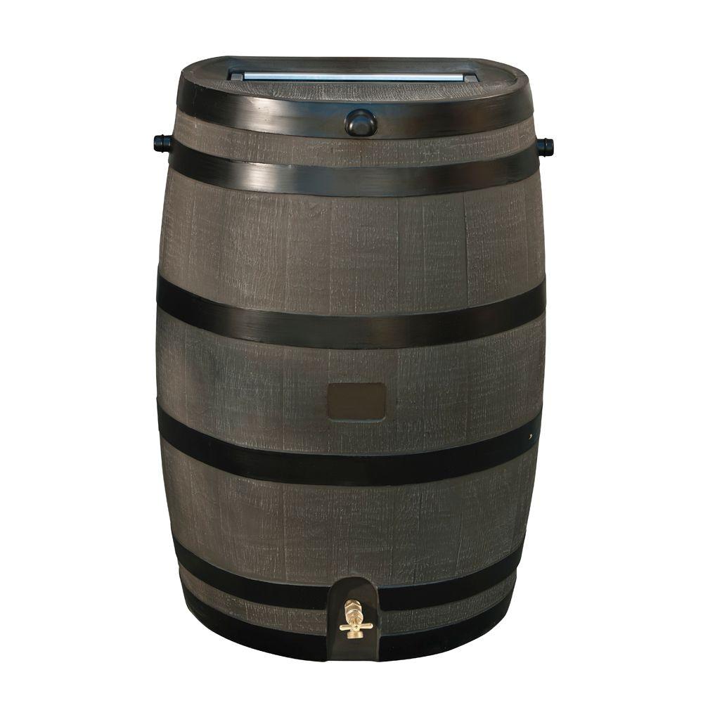 50 gal rain barrel