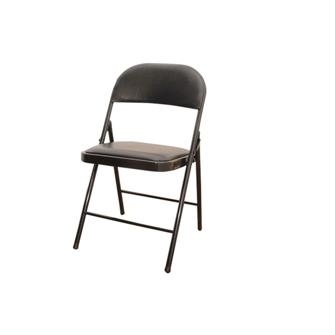 Soft Folding Chairs Eros Metal Folding Chair Buy Eros Metal Folding Chair Online at