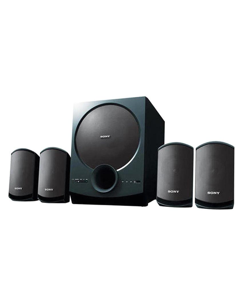 sony sa d10 4 1 speaker system