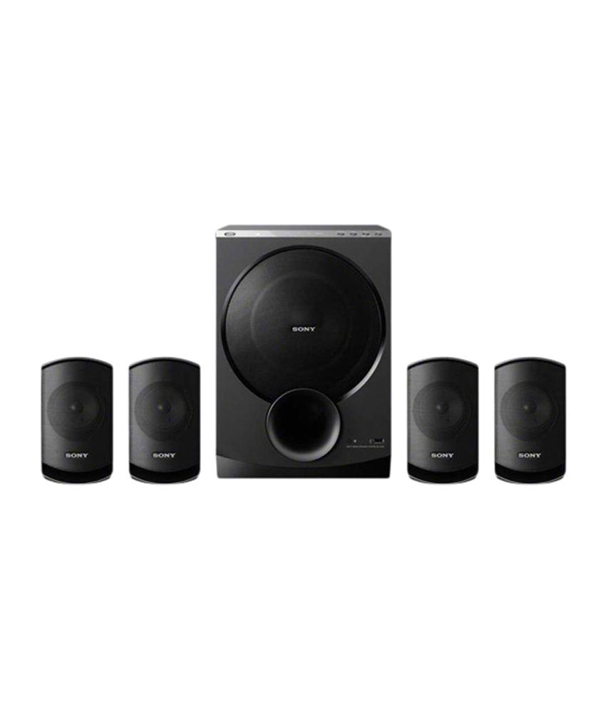 sony sa d100 4 1 speaker system