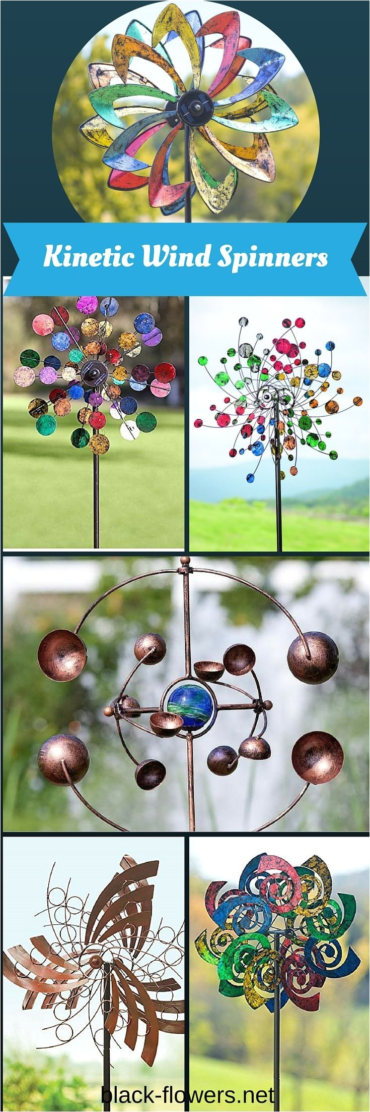 designed to add movement to garden decor kinetic wind sculptures are beautiful pieces of art that incorporate the clever use of sculpted pieces which spin