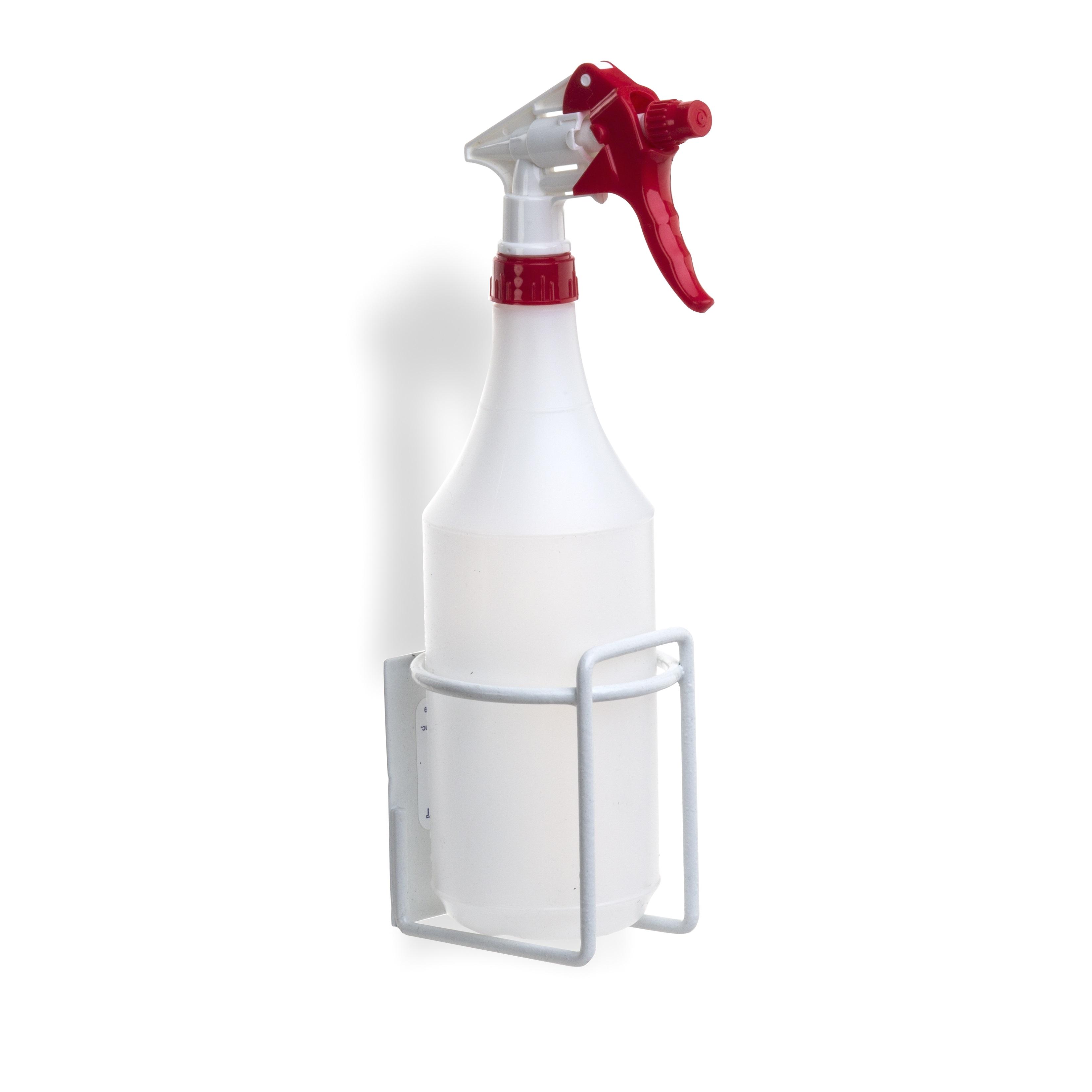 Spray Bottle Rack Small Bottle Rack Holds Trigger Spray Bottles Plunger Spray