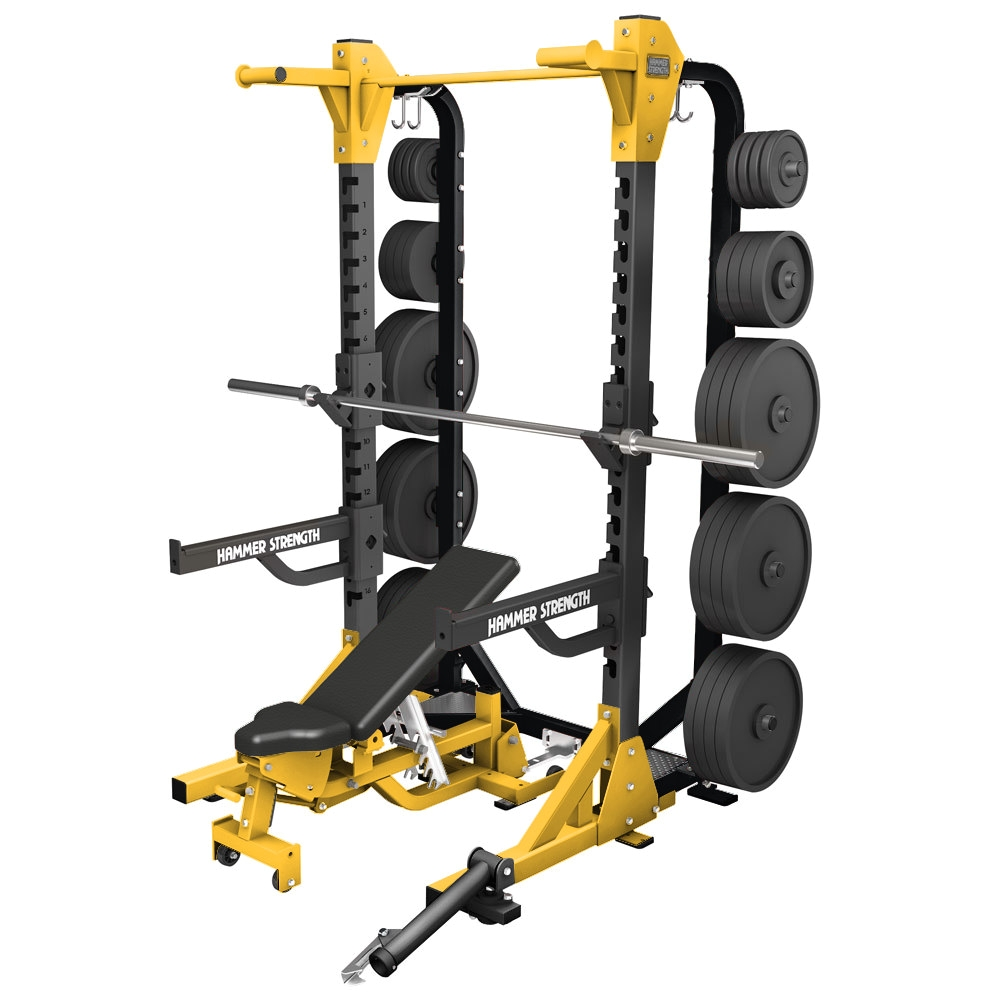 Squat Racks for Sale Nz Hammer Strength Hd Elite Half Rack Life Fitness Strength