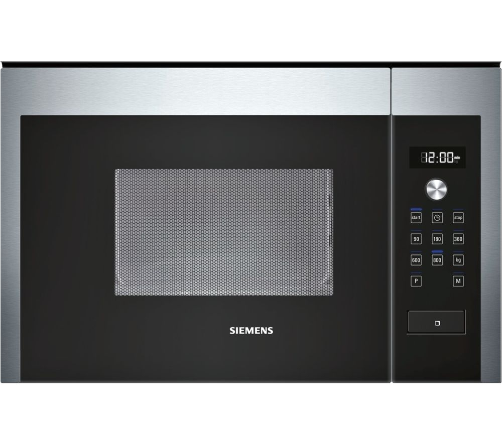 siemens hf15m564b built in solo microwave stainless steel
