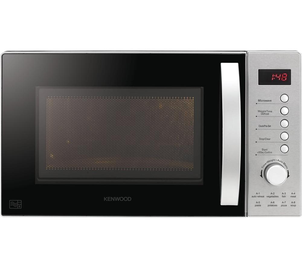 kenwood k20mss15 solo microwave stainless steel