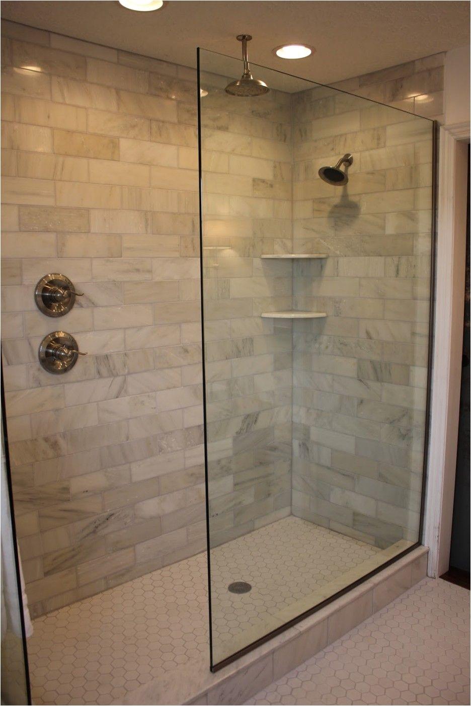 doorless walk in shower designs shower handle on separate wall