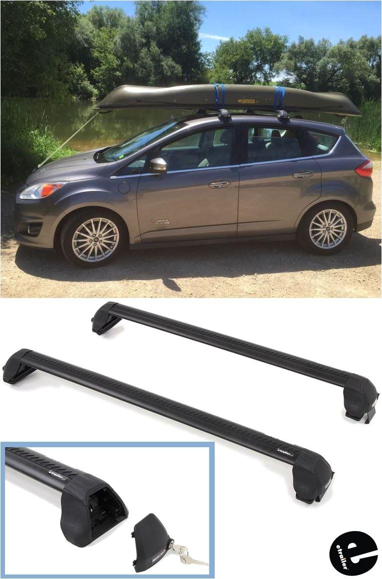 Subaru Crosstrek Bike Rack Roof Carry More Cargo On Your Roof with Aerodynamic Aluminum Crossbars