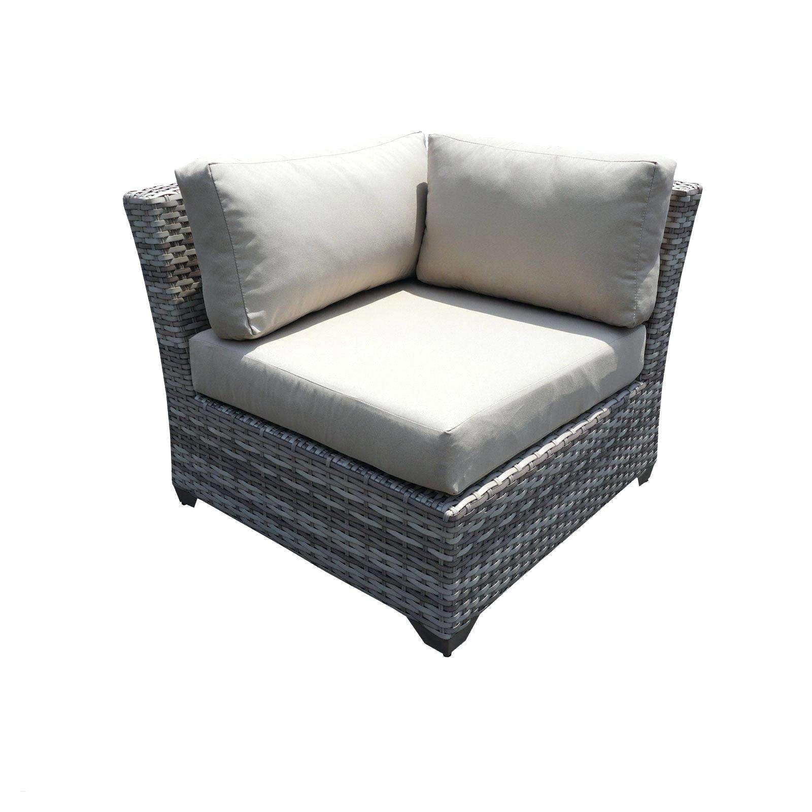 Sunbrella Sectional sofa Indoor Sunbrella Outdoor Furniture Fresh Wicker Outdoor sofa 0d Patio