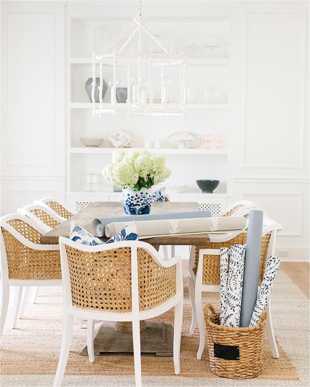 wallpaper priano dining room inspiration image via monikahibbs