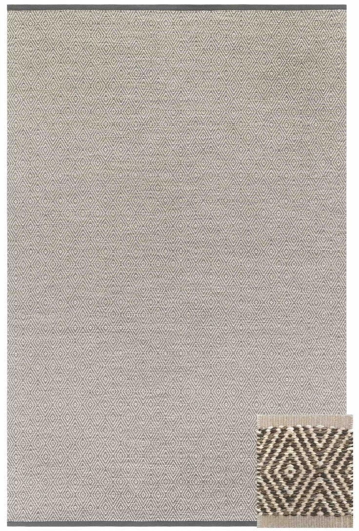 goose eye xl woven wool rug color summer haze custom brown blend size