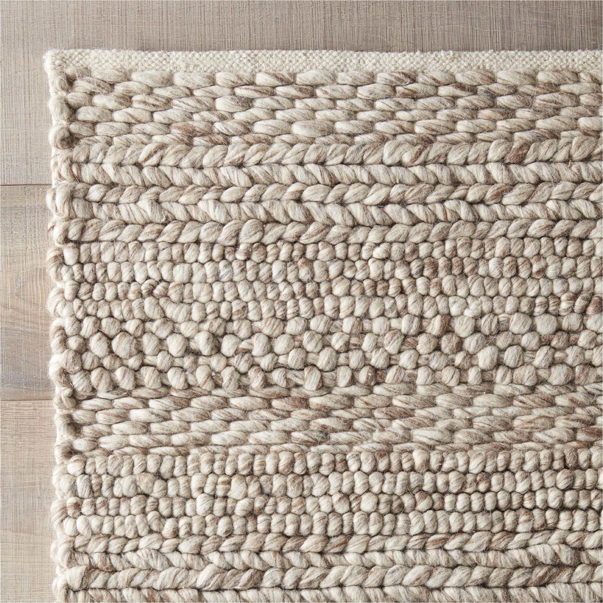 dwellstudio florian hand woven natural area rug