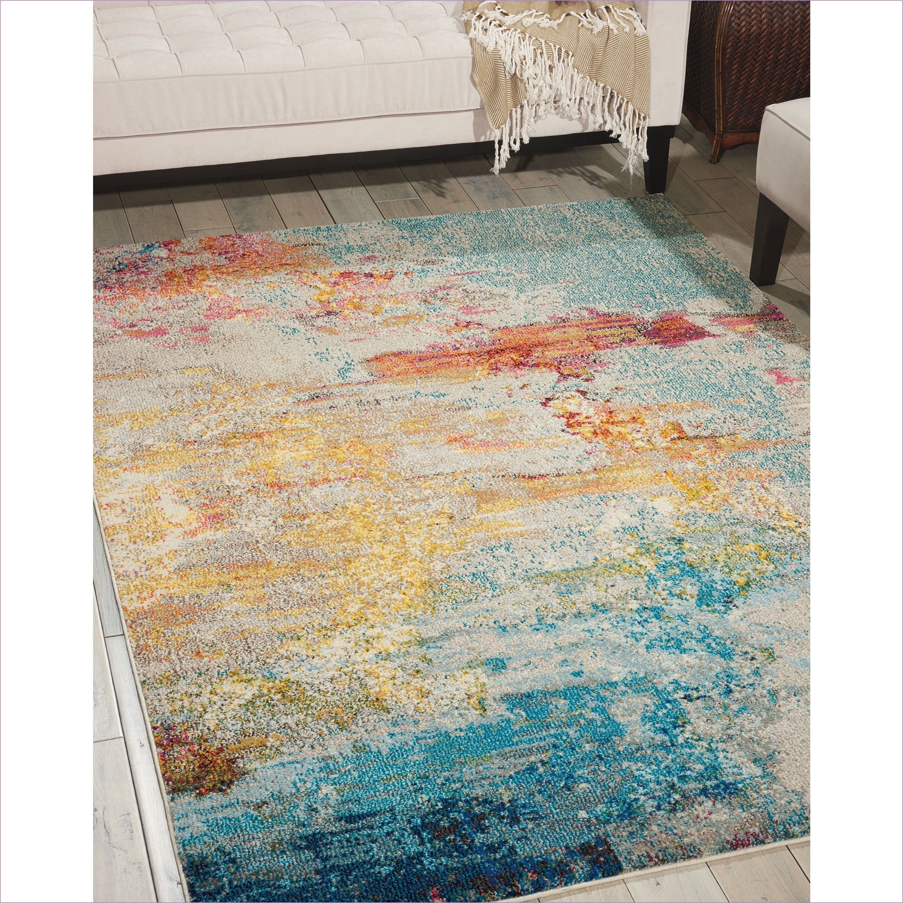 tahari home rugs luxury nourison celestial sealife rug 5 3 x 7 3 of inspirational tahari